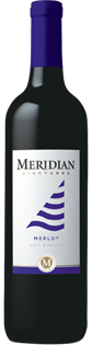 Meridian Merlot 750ml - Case of 12